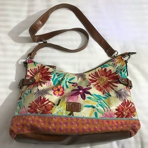 Colorfull Floral handbag